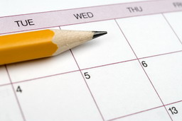 Productivity: Planning your time with calendar