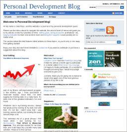 Personal Development Blog